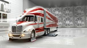 navistar launches new more efficient truck