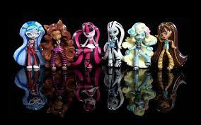 mattel names ghouls wave monster vinyl figures