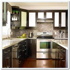 two color kitchen cabinet ideas information on two tone kitchens designs home and cabinet reviews