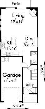 narrow lot house plans houston narrow lot floor plans inc plannarrow house ideas about pinterest