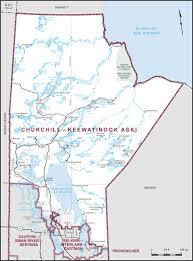 Map With Longitude And Latitude Churchill U2013keewatinook Aski Maps Corner Elections Canada Online