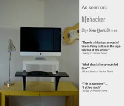 Lifehacker Standing Desk Ikea A Standing Desk For 22