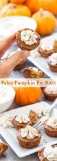 paleo thanksgiving desserts paleo pumpkin pie bites recipe runner
