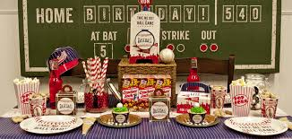 baseball party supplies baseball time birthday express