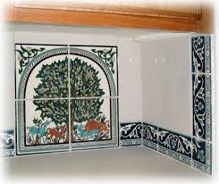Kitchen Backsplash Tile Murals by Kitchen Backsplash Tiles U0026 Backsplash Tile Ideas Balian Studio