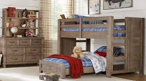Bunk Bed Sets Light Wood Bunk Bedroom Sets Pine Oak Beige Etc