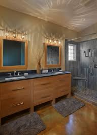 bathroom remodel tucson modern and rustic master bath cabinet by pacific crest cabinets door style pasadena wood species alder