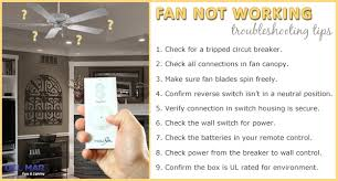 How To Change A Ceiling Fan by How To Fix A Ceiling Fan Troubleshooting Common Problems