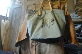 sac cabas en lin cabas japanese mail creations vagabondes
