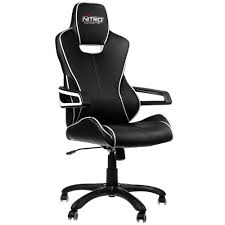 Computer Chair by Pc Parts U0026 Component Store Nitro Concepts E200 Race Padded Seat