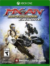 motocross madness pc amazon com mx vs atv supercross encore edition xbox one