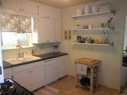 Kitchen Open Shelves Ideas by Kitchen Wall Storage Stylish And Practical Our Wire Wall Rack Has