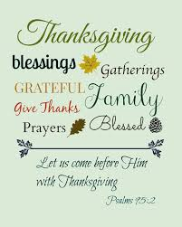 thanksgiving day bible verses christian thanksgiving quotes sayings