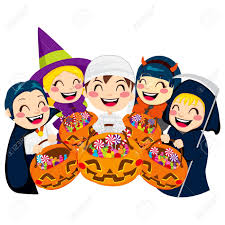 halloweenclipart halloween clipart trick or treat u2013 festival collections