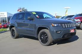 jeep grand cherokee altitude 2017 new 2018 jeep grand cherokee laredo 4d sport utility in yuba city