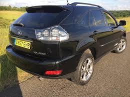 lexus rx 400h hybrid 2005 lexus rx 400h 3 3 se l cvt 5dr auto 2007 57 reg price 6539
