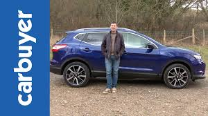 nissan qashqai cargo space nissan qashqai review carbuyer youtube