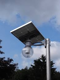 self contained motion detector light solar moon light unpluggedpowersystems