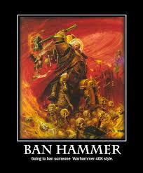 Ban Hammer Meme - nonspam picture wars 3 armor games community