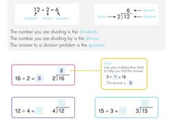 division finding the quotient worksheet education com