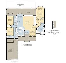 Ryland Homes Floor Plans by The Quarry Naples Homes