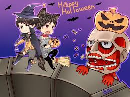snk happy halloween 2013 by obily on deviantart