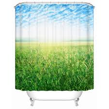 Designer Shower Curtain by Towel Flower Designer Shower Curtain Kitchen Bath Curtains