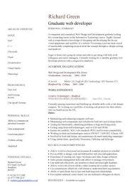 graduate student resume example samplecollege graduate resume