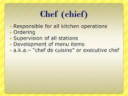 modern kitchen brigade definition ppt kitchen brigade system powerpoint presentation id 2410770