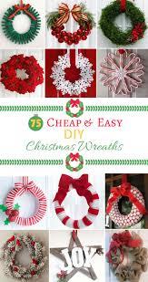 Easy Homemade Christmas Decor