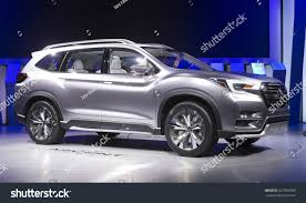 suv subaru 2017 new york ny usa april 12 stock photo 621092999 shutterstock