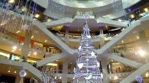 Swarovski Christmas Tree Decorations by Swarovski Crystal Christmas Tree At The Pavilion Kuala Lumpur