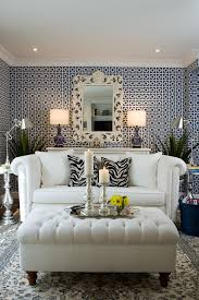 Ideas For Leopard Ottoman Design Impressive Couches Mode Other Metro Contemporary Living Room