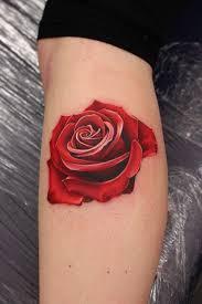 rose tattoo realism danielhuscroft com