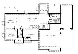 ranch floor plans with basement lovely ranch house floor plans with basement new home plans design
