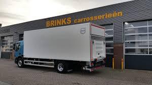 volvo trucks holland demo voor volvo trucks nederland brinks carrosserieën