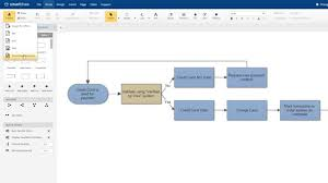 how to make a flowchart with smartdraw cloud youtube