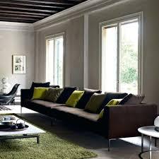 choisir canapé cuir design d intérieur canape cuir tissu canapac modulable