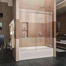 Shallow Bathtub Bathroom Bathtub Doors Bathtubs The Home Depot Shower For 5 Bath
