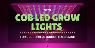 usa made led grow lights best cob led grow light 2018 for indoor gardens reviews buying guide