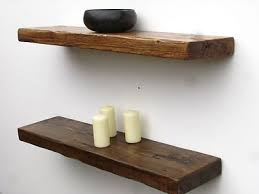 Reclaimed Wood Floating Shelves by Reclaimed Wood Floating Shelf Reclaimed Lumber Shelving