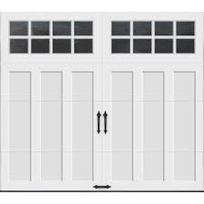 10x10 garage door clopay coachman collection 16 ft x 7 ft 18 4 r value intellicore