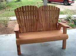 redwood picnic table with detached benches red bedroom bench zoom