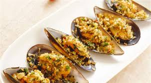 best easy thanksgiving appetizers baked mussels recipe an easy mussel recipe from italy