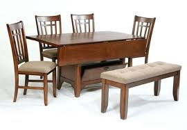 drop leaf dining table with storage drop leaf table with storage image of rectangular drop leaf dining