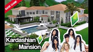 the sims 3 kardashian mansion hidden hills ca download youtube