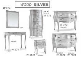 comodini foglia argento mobili foglia argento jpg