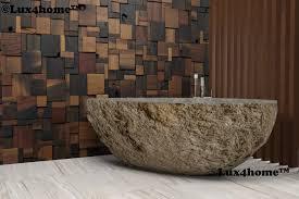 stone baths river stone bathtub manufacturer lux4home lux4home com