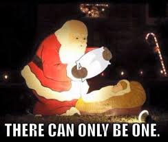 Santa Claus Meme - i gonna be on the bad boys list of satan santa claus know