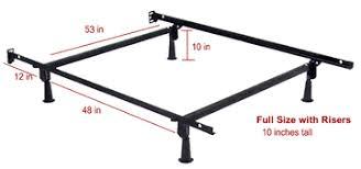 bed frame extender instamatic w leg extender kit bed frames with